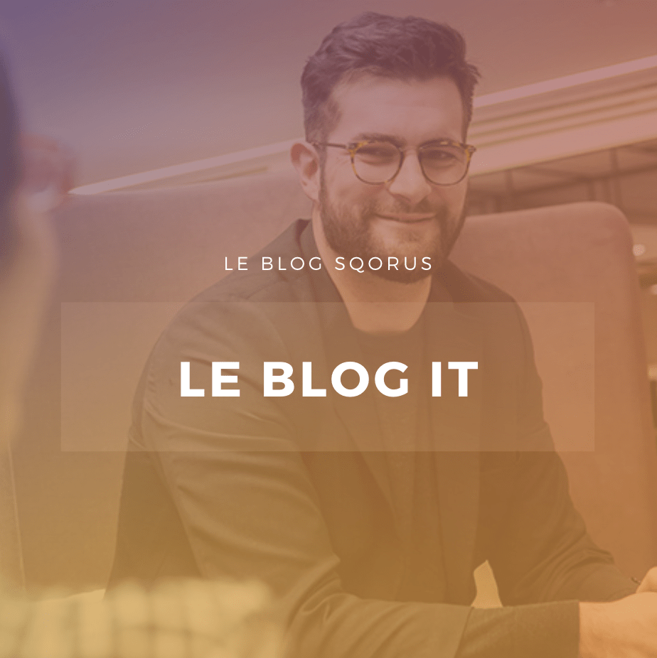Le blog IT